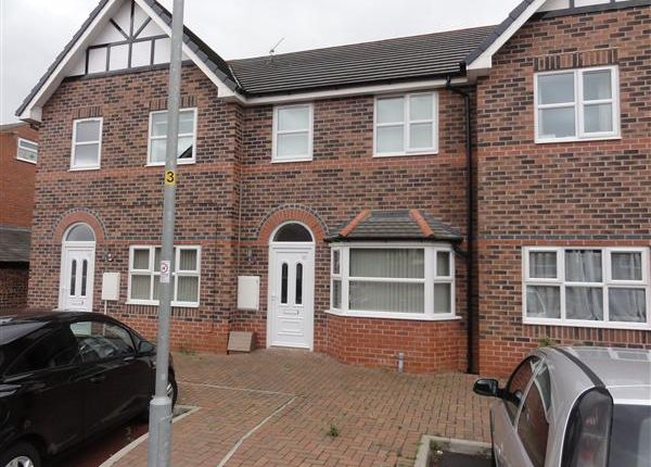 Thumbnail Mews house to rent in Plumbs Fold, Barnton, Northwich