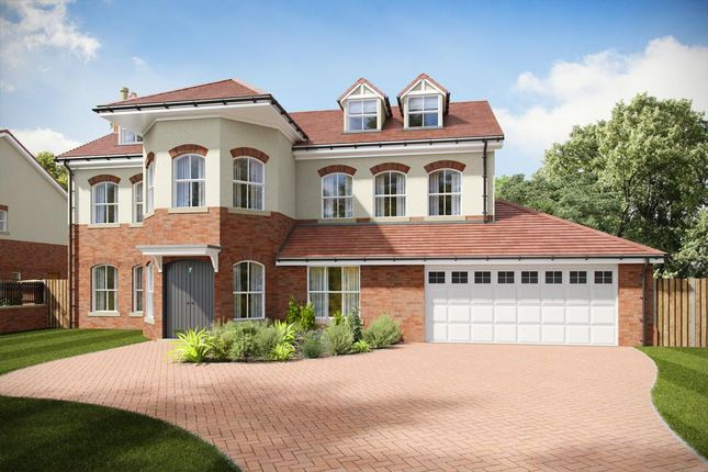 Thumbnail Detached house for sale in Trafalger Road, Birkdale, Southport