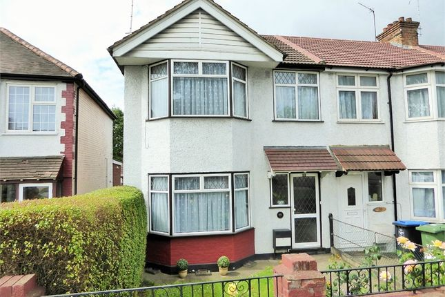 3 bed end terrace house for sale in Bridgewater Road, Wembley