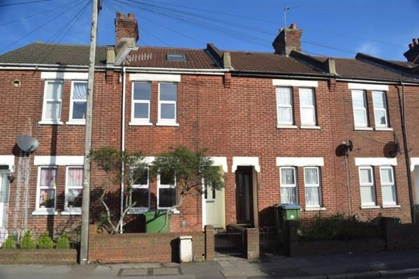 Thumbnail Terraced house to rent in The Mount, Romsey Road, Shirley, Southampton