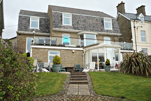 Thumbnail Detached house for sale in Llanaber, Barmouth