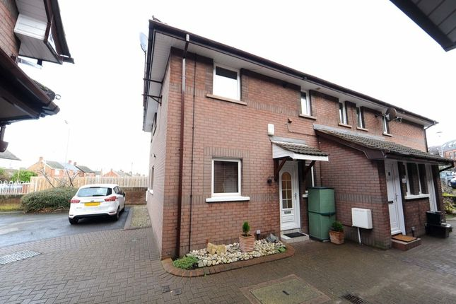 Thumbnail Flat for sale in Glendale Court, Sydenham, Belfast