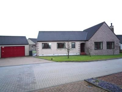 Thumbnail Detached house to rent in Coull Gdns, Kingswells