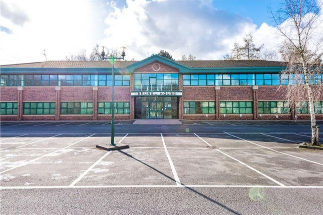 Office to let in Brunel House, 340 Firecrest Court, Centre Park, Warrington, Cheshire