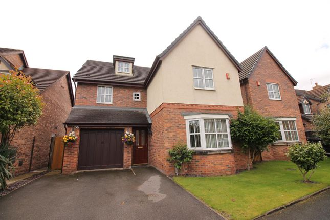 Thumbnail Detached house for sale in Minster Drive, Urmston, Manchester