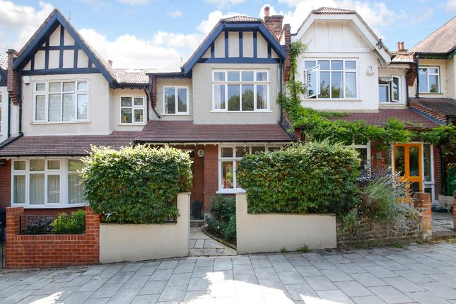 Thumbnail Terraced house for sale in Brockwell Park Gardens, Herne Hill