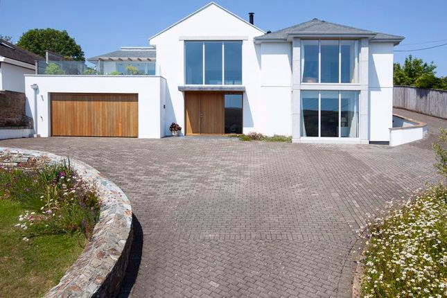 Front of Freshwater Lane, St Mawes, Cornwall TR2