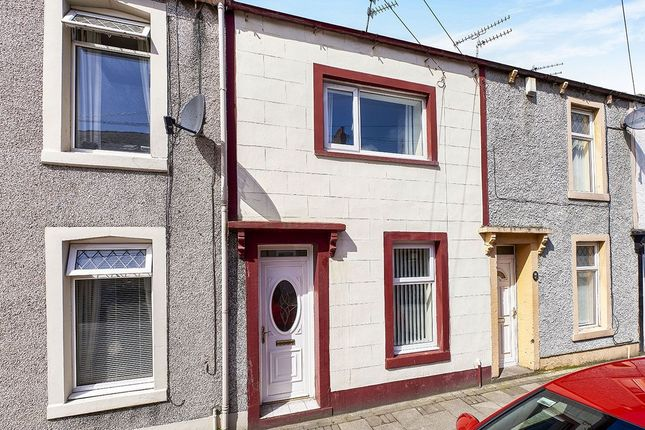 Thumbnail Terraced house to rent in Bolton Street, Workington