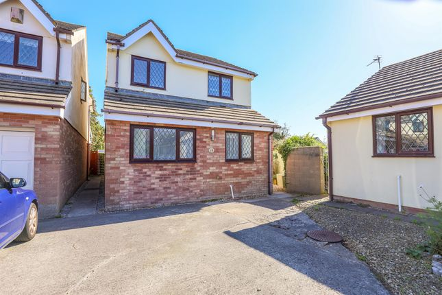 4 bed detached house for sale in George Thomas Close, Porthcawl CF36