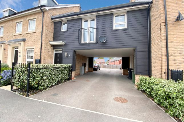 1 bed terraced house for sale in Knights Way, St. Ives PE27