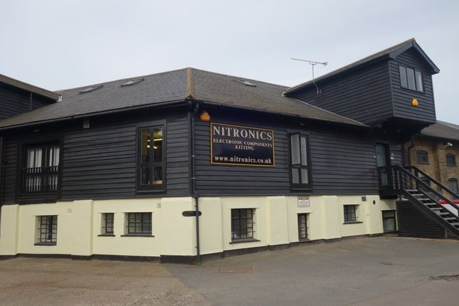 Thumbnail Office to let in The Maltings, Station Road, Sawbridgeworth