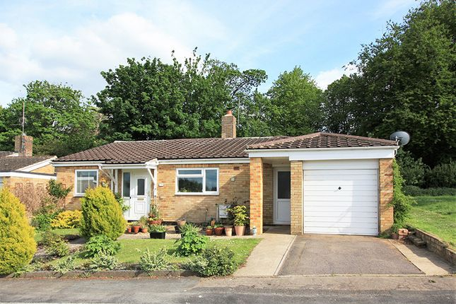 Thumbnail Bungalow for sale in Grange Close, Highworth