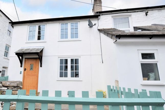 Thumbnail End terrace house for sale in Providence Place, Calstock