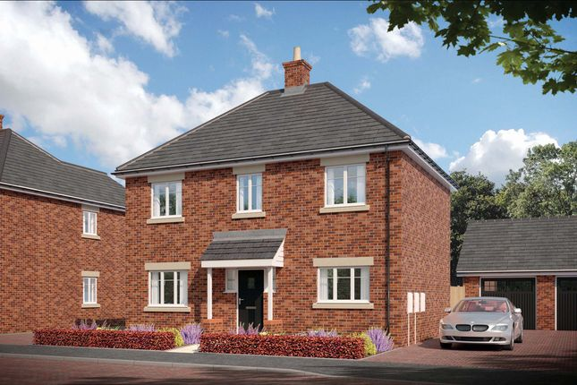 Thumbnail Detached house for sale in The Cam, Chiltern View, Vicarage Road, Pitstone