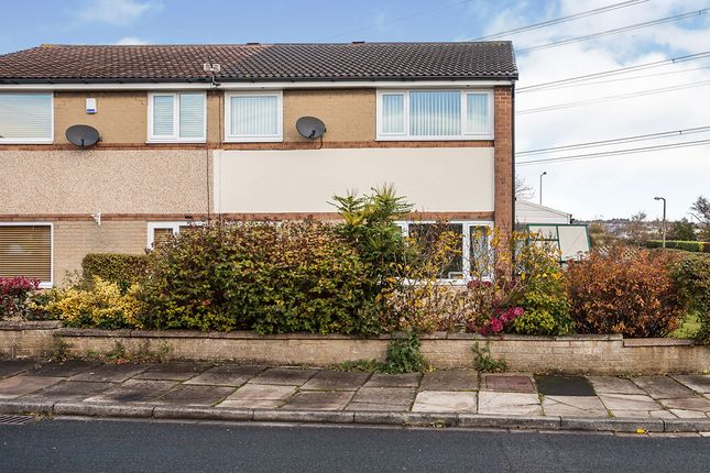 Thumbnail Semi-detached house for sale in Cedar Drive, Wyke, Bradford, West Yorkshire