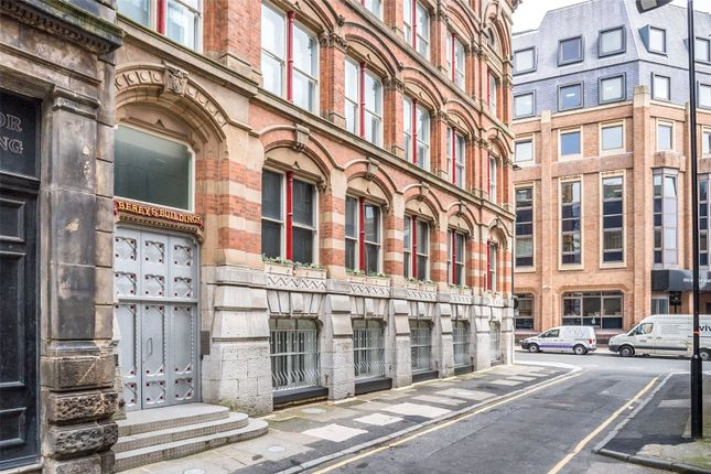 Thumbnail Flat for sale in Bereys Building, 33 George Street, Liverpool