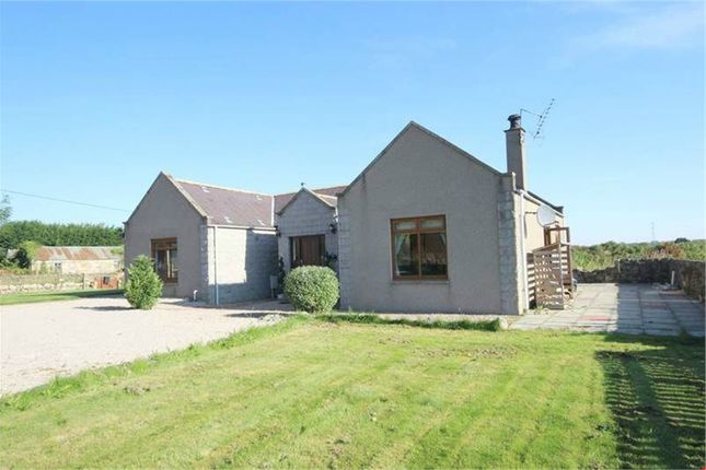 Thumbnail Detached bungalow for sale in Kemnay, Kemnay, Inverurie, Aberdeenshire