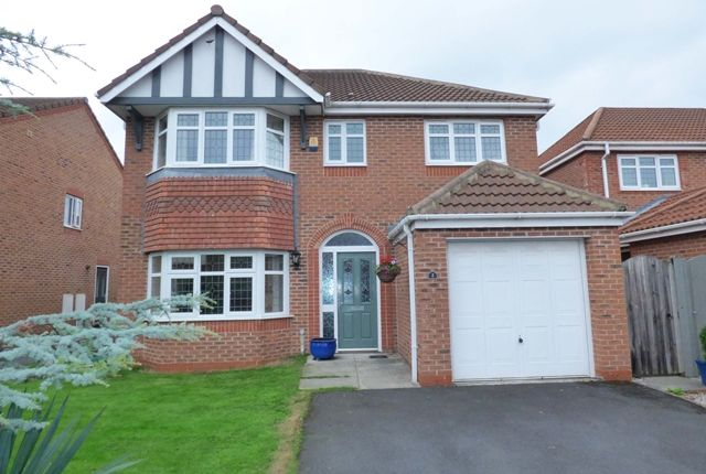 Thumbnail Detached house to rent in Cromwell Way, Penwortham, Preston