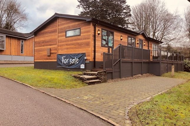 Thumbnail Mobile/park home for sale in Beech Lodge, Fallbarrow Park, Windermere