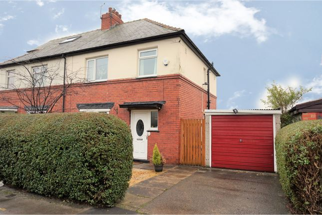 Thumbnail Semi-detached house for sale in Wheatlands, Pudsey