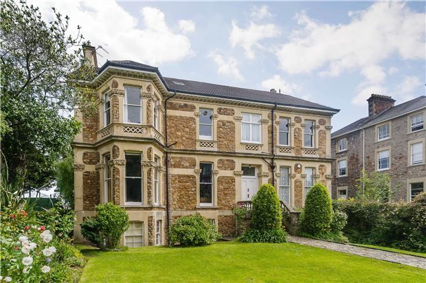 Thumbnail Detached house for sale in Beaufort Road, Clifton, Bristol