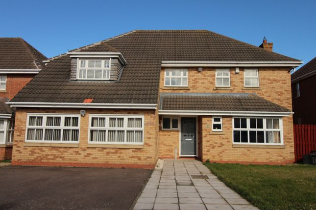 Thumbnail Detached house for sale in Celandine Road, Leicester, Leicestershire