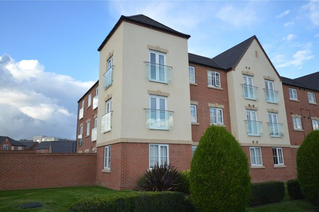 2 bed flat for sale in Red Hall Avenue, Wakefield, West Yorkshire WF1