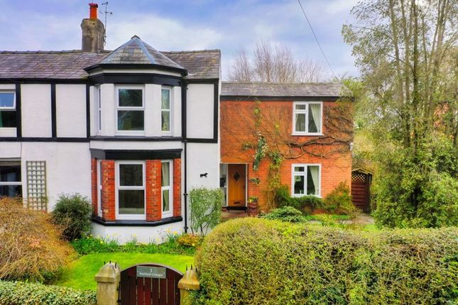 Thumbnail End terrace house for sale in Wellfield Lane, Westhead, Ormskirk