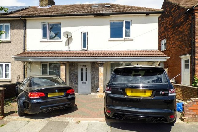 Thumbnail Semi-detached house for sale in Mayfield Road, Dagenham, Essex