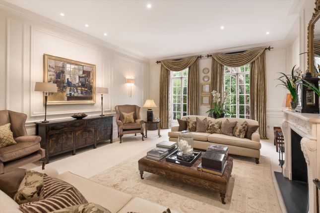 Thumbnail Terraced house for sale in Hans Place, London