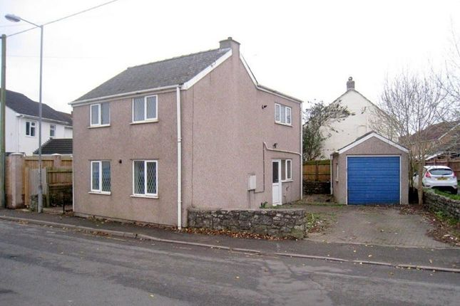 3 bed detached house for sale in Station Road, Rogiet, Caldicot