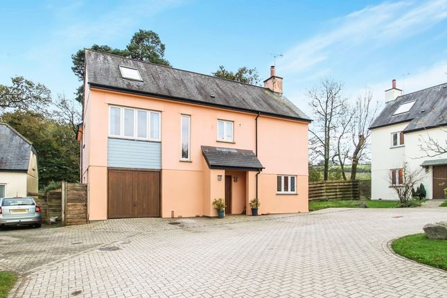 Thumbnail Detached house for sale in Avonwick Green, Avonwick, South Brent