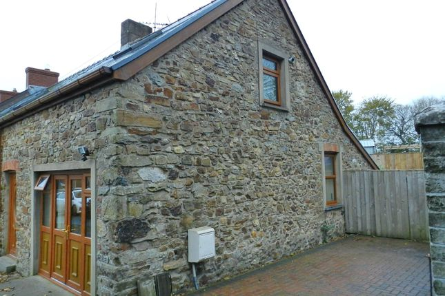 Thumbnail End terrace house for sale in Magdelene Street, Haverfordwest, Pembrokeshire