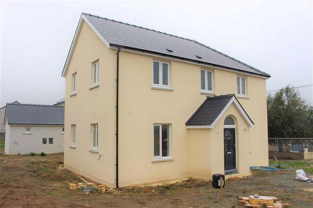 Thumbnail Detached house for sale in Green Haven, Long Mains, Pembroke