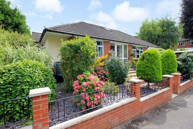 Thumbnail Detached bungalow for sale in Mon Crescent, Southampton