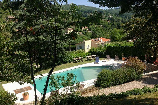 France - Views  of Bastide, Le Vigan, Gard, Languedoc-Roussillon, France