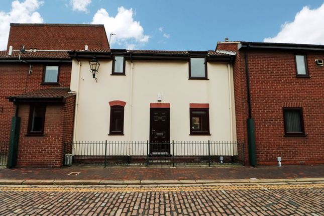 2 bed terraced house for sale in Trinity Court, Dagger Lane, Hull City Centre HU1