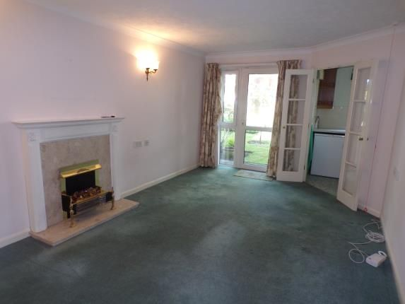 Lounge of Barden Court, St. Lukes Avenue, Maidstone, Kent ME14