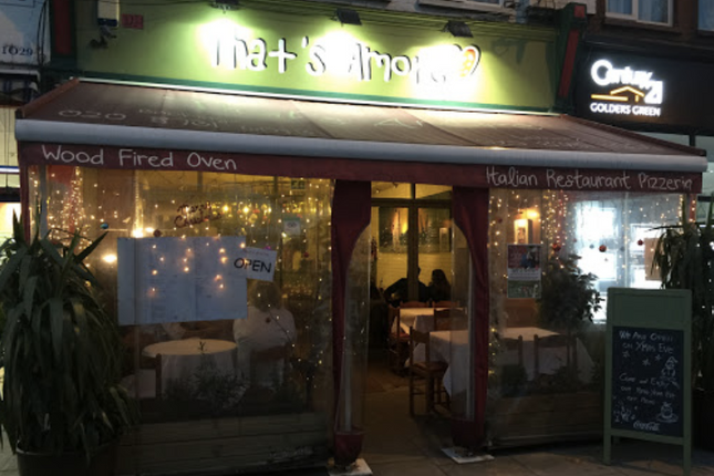 Thumbnail Restaurant/cafe for sale in Finchley Road, London