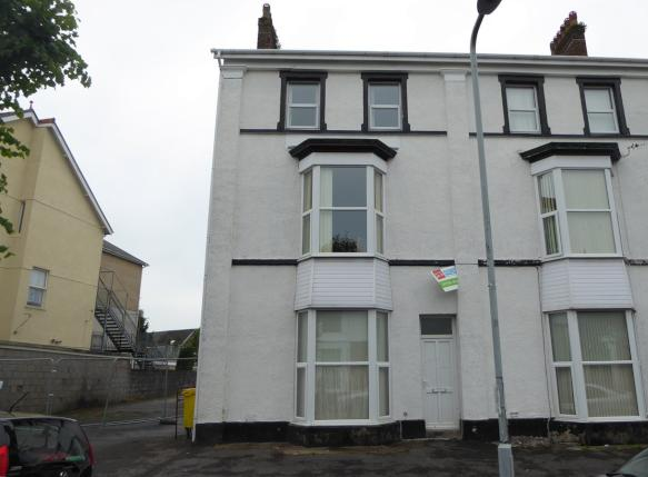 Thumbnail Flat to rent in Eaton Crescent, Uplands Swansea