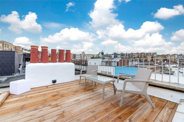Thumbnail Terraced house for sale in Redfield Lane, London