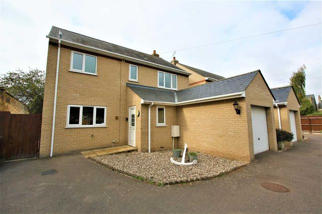 Thumbnail Detached house to rent in St. Philips Road, Newmarket