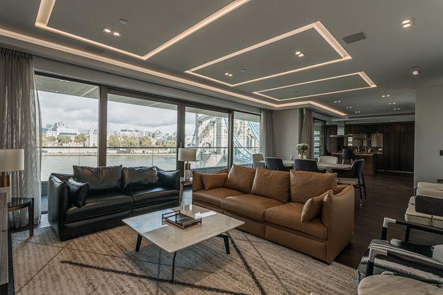 Thumbnail Flat to rent in Duchess Walk., London