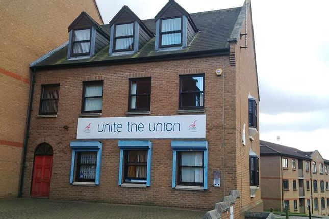 Thumbnail Office for sale in 5 Saxon Court, Marefair, Northampton, Northamptonshire