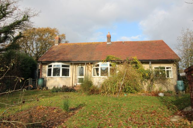 Thumbnail Detached bungalow for sale in Buckholt Lane, Near Bexhill-On-Sea