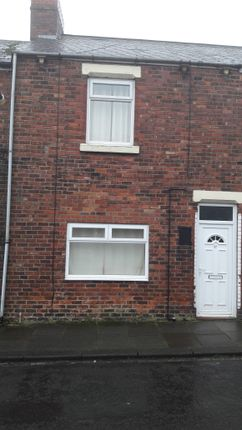 Thumbnail Terraced house to rent in Brunel St, Ferryhill