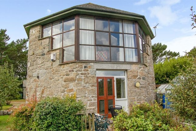 Thumbnail Detached house for sale in Hellesveor, Hellesveor, St Ives, Cornwall