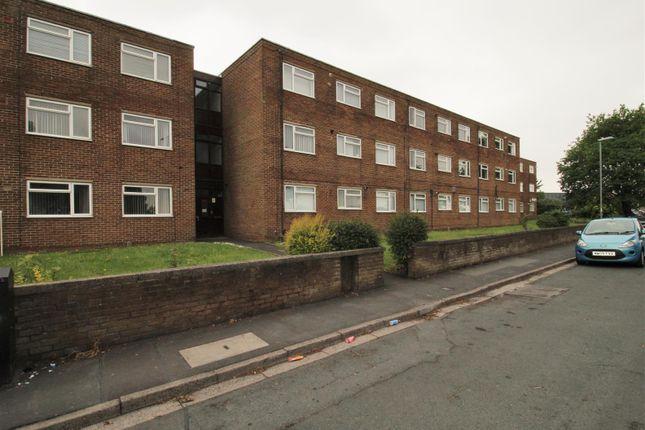 Front1 of Moor Court, Fazakerley, Liverpool L10