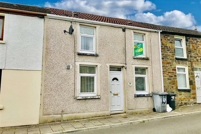 Thumbnail Terraced house to rent in John Street, Aberdare