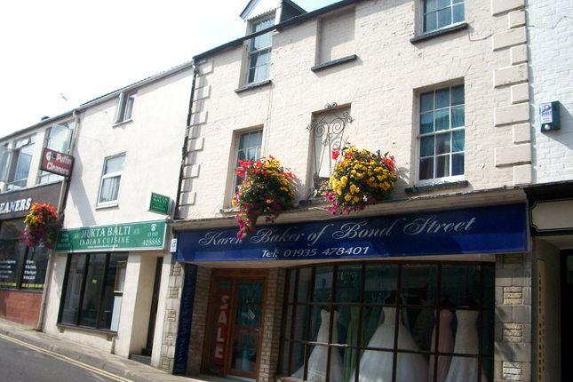 Thumbnail Retail premises for sale in Bond Street, Yeovil, Somerset